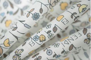 Батист Fendi цветочки PRT 041-B4 28031901