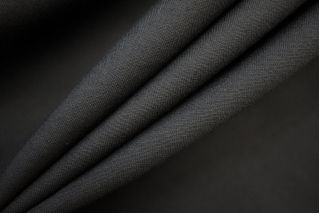 Костюмная поливискоза черная PRT-N4 05061801