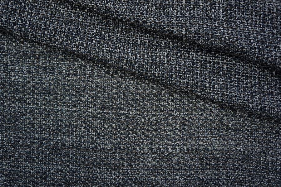 Трикотаж серо-синий PRT-O3 24041932