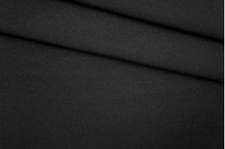 Костюмная поливискоза черная PRT-L2 25041923