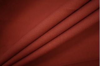 Костюмная поливискоза коричнево-красная PRT-P2 25041925