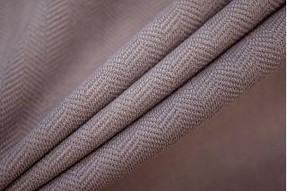 Трикотаж елочка поливискозный какао PRT-N5 26041903
