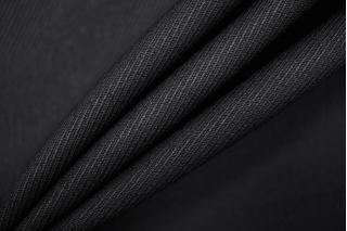 Костюмный полиэстер черный PRT-M4 26041916