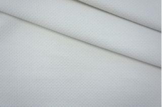Трикотаж фактурный белый PRT-N3 26041929