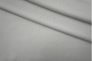 Трикотаж поливискозный серый елочка PRT 27041913