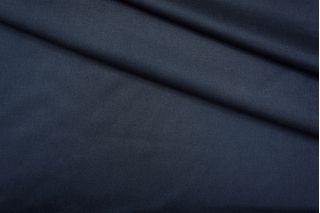Плательная вискоза темно-синяя PRT-O2 27041917