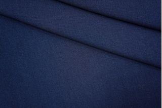 Хлопок костюмно-плательный темно-синий PRT-O4 27041933