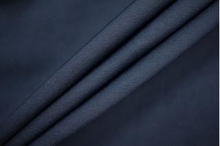 Костюмная поливискоза темно-синяя PRT-N4 23041920