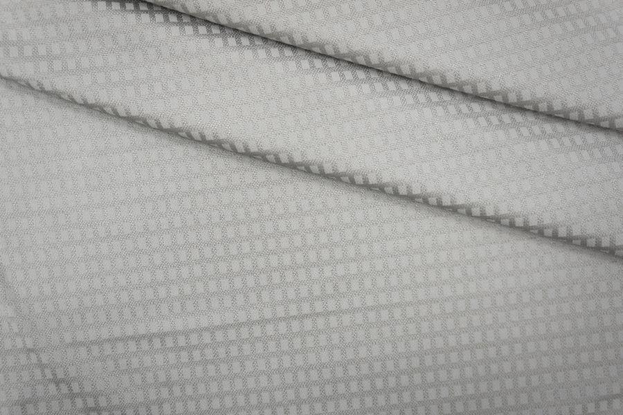 ОТРЕЗ 2.65 М Трикотаж поливискозный серый PRT-N5 23041926-1