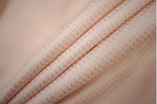 Трикотаж поливискозный светло-розовый PRT-N2 24041905