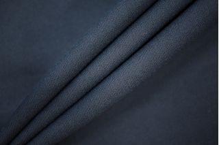 Костюмная поливискоза темно-синяя PRT-M2 24041911