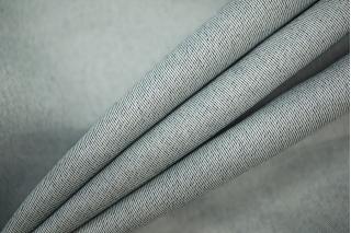 Костюмная поливискоза бело-синяя PRT-L2 24041915