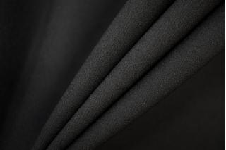 Костюмный полиэстер черный PRT-M4 24041921