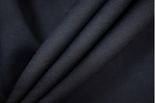 Плательная вискоза темно-синяя PRT-L2 24041923