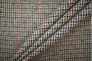 Костюмная шерсть клетка и пепита PRT-G3 09081917