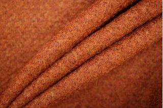 Шерсть букле рыже-коричневая PRT-F5  10081904