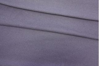 Трикотаж шерстяной дымчато-сиреневый PRT-F5 12081928