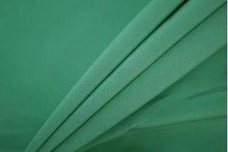 Крепдешин тонкий шелковый бирюзовый PRT-G2 07061920