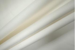 Сатин костюмно-плательный белый PRT 28021908