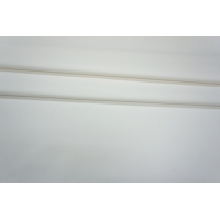 Сатин костюмно-плательный белый PRT1-B5 28021908
