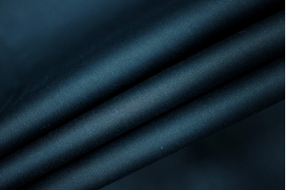 Сатин плательный темно-синий PRT-В5 28021909