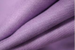 Лен с вискозой костюмный лиловый PRT-H5 28021921