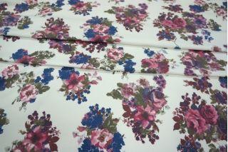 Футер хлопковый цветы PRT-T5 04031901