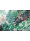 Шифон шелковый цветы PRT-AA4 04031913