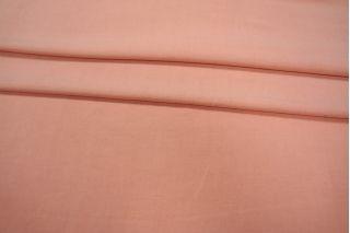 Лен с шелком костюмно-плательный персик PRT-H2 04031918