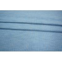 Костюмный лен с вискозой в полоску PRT-C3 04031920