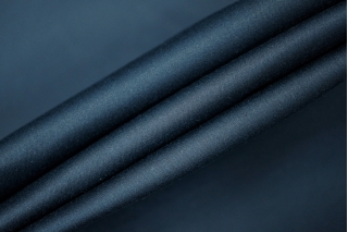 Сатин плательный темно-синий PRT-B5 28021902