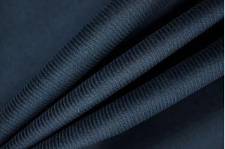 Вельвет хлопковый темно-синий PRT-I5 06031920