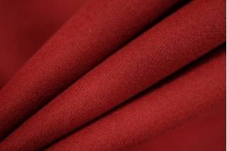 Пальтовая шерсть двухслойная приглушенно красная PRT-G5 04021909