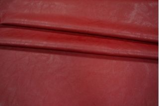 Кожзам на хлопке бордовый PRT 024-I3 04021922