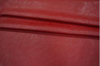 Кожзам на хлопке бордовый PRT1-I3 04021922