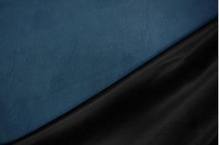 Кожзам тонкий темно-синий PRT 024-I5 04021926