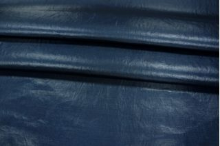 Плащевка хлопковая темно-синяя PRT-I2 04021933