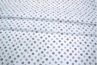 Плательный лен в цветочек PRT-G5 06031931