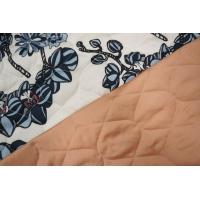 Курточная с синтепоном сине-голубая PRT-I2 04021905