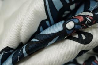 Курточная с синтепоном сине-голубая PRT-F7 04021905