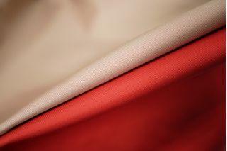 Плащевка двусторонняя красный-пудровый PRT 026-I2 05021901