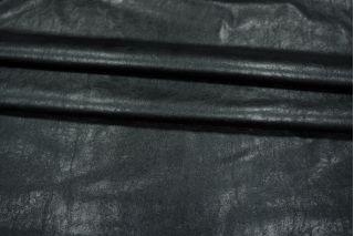 Кожзам-стрейч на хлопке черный PRT-I3 05021915