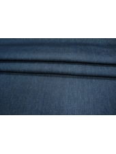 ОТРЕЗ 0.85 М Джинса плотная темно-синяя селвидж PRT 034-A7  12031909-2