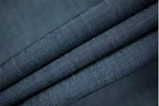 Хлопок темно-синий под джинсу PRT-D6 12031912