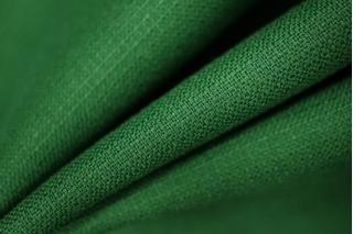 Костюмная шерсть-стрейч насыщенная зеленая PRT-F5 05021920