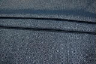 Хлопковая шанель сине-бежевая PRT-G7 05021925