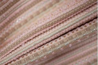 Шанель костюмная хлопковая розовая PRT-G7 05021935