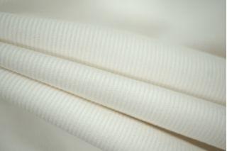 Вельвет хлопковый белый PRT-E2 06021905