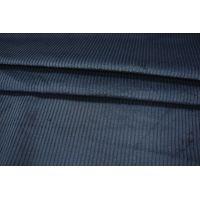 ОТРЕЗ 2.65 М Вельвет хлопковый темно-сизый PRT-E2 06021908-2