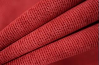 Вельвет ягодно-красный PRT-I5 06021909